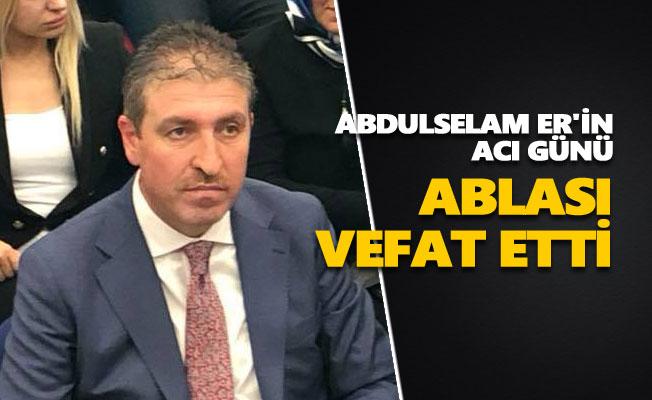 Abdulselam Er'in acı günü
