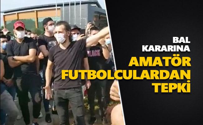 BAL kararına amatör futbolculardan tepki