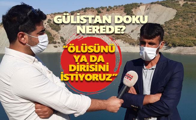 Osman Doku: Ölüsünü ya da dirisini istiyoruz