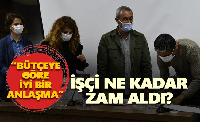 Tunceli Belediyesinde işçi ne kadar zam aldı?