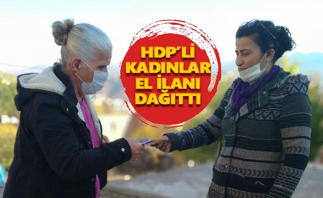 HDP Dersim Kadın Meclisi: Erkek şiddetine karşı mücadeledeyiz!