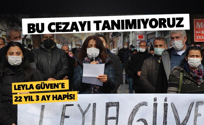 """HDP: """"Bu cezayı tanımıyoruz"""""""