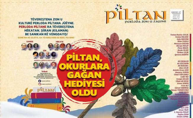 Dersim Kırmancki dilinde Piltan'ın 7. sayısı çıktı