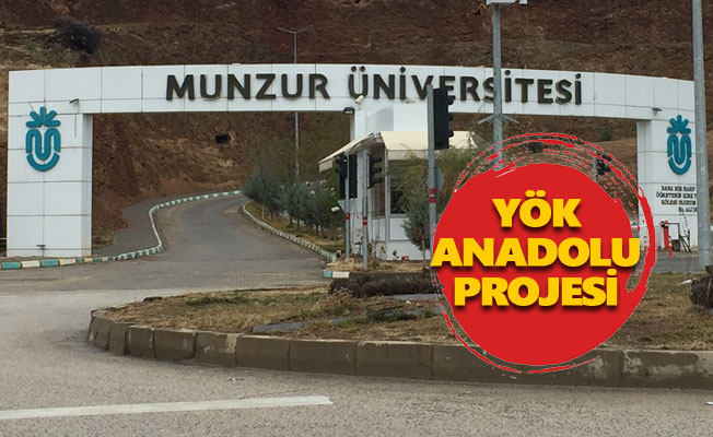 Munzur Üniversitesi İTÜ ile eşleşti