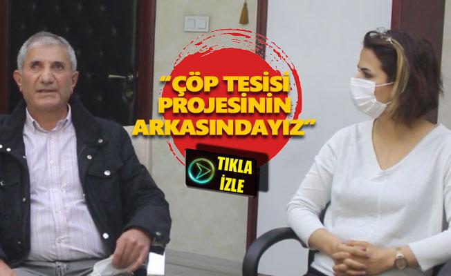 HDP'den Maçoğlu'nu rahatlatan çıkış: Çöp tesisi projesinin arkasındayız