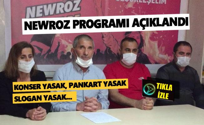 Tertip Komitesi Newroz'a çağrı yaptı