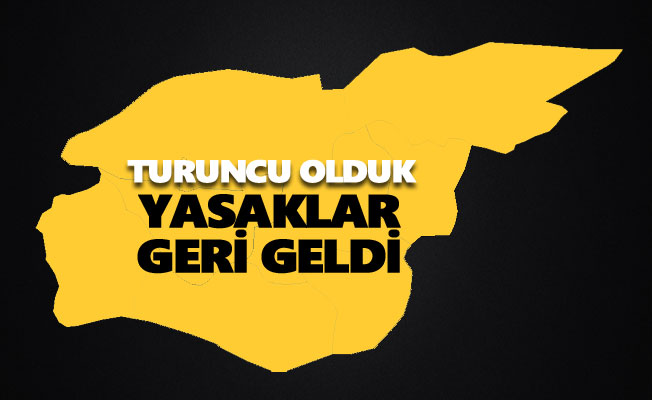 Tunceli'de hafta sonu yasakları geri geldi