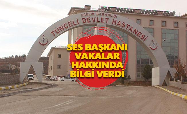 Tunceli'de vaka sayısı 200'e yaklaştı