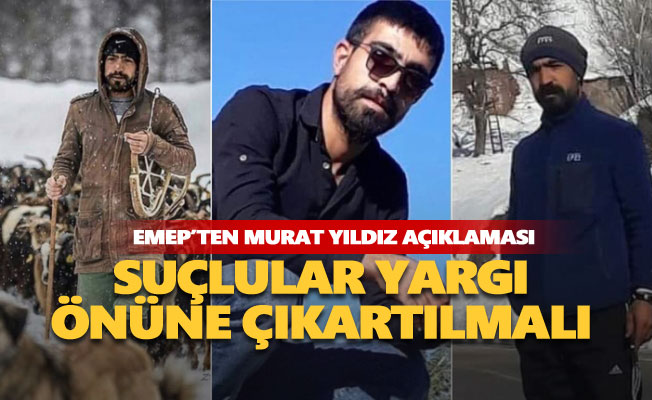 Emek Partisi: Murat Yıldız'ın ölümünde suçu olanlar yargı önüne çıkarılmalı