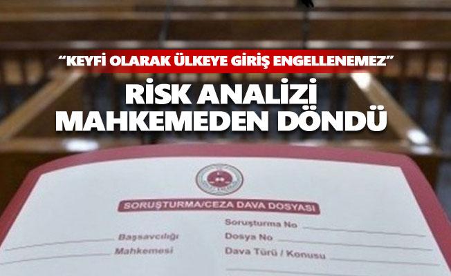 Ülkeye girişi engellenen Dersimli Saniye Karadoğan açtığı davayı kazandı