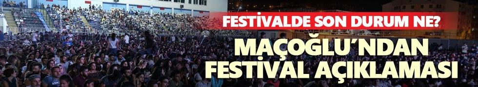 Maçoğlu'ndan Munzur Kültür ve Doğa Festivali açıklaması