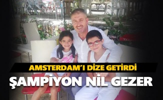 Şampiyon Nil Gezer