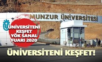 Üniversiteni keşfet!