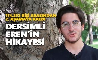 Sizi genç yetenek Eren Korkmaz ile tanıştıralım