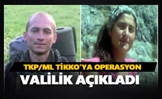 TKP/ML TİKKO'ya operasyon