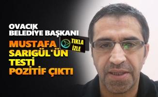 Mustafa Sarıgül'ün testi pozitif çıktı