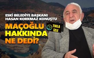 Hasan Korkmaz: Tunceli'deki bütün parkları biz yaptık