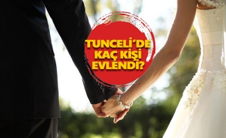 Tunceli'de akraba evliliği arttı