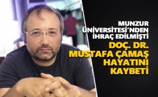 Munzur Üniversitesi'nden ihraç edilen akademisyen hayatını kaybetti