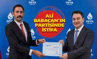 Deva Partisi Tunceli İl Başkanı Mesut Tekin istifa etti