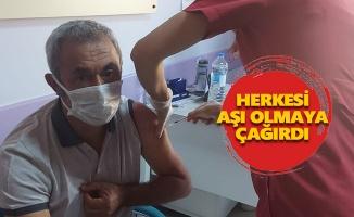 Fatih Mehmet Maçoğlu: Aşı hayat kurtarır