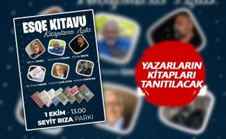 Esqe Kıtavu etkinliği yapılacak (Kitapların Aşkı)