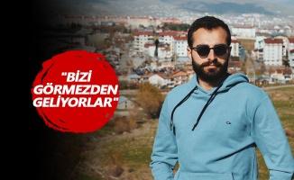 """Genç yönetmenden """"Zazakî"""" protestosu"""