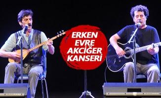 Sanatçı Kemal Kahraman'a kanser teşhisi konuldu