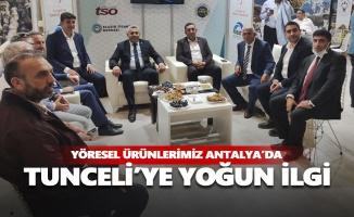 Yöresel ürünlerimiz Antalya'da