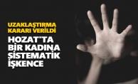 Hozat#039;ta bir kadına sistematik işkence