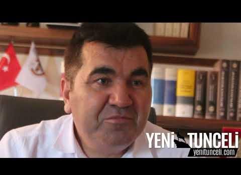 Dersim Baro Başkanı Av. Kenan Çetin ile söyleşi
